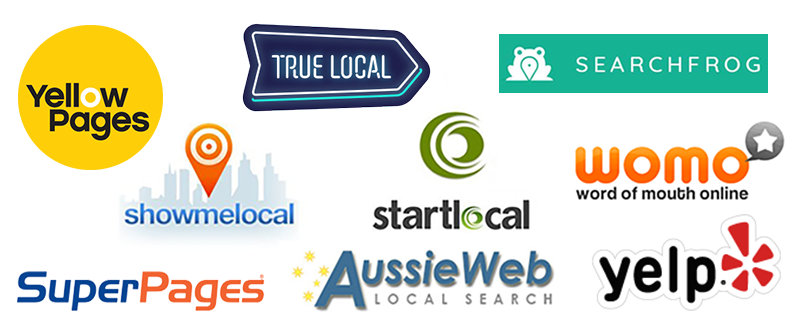 Australian local directories list
