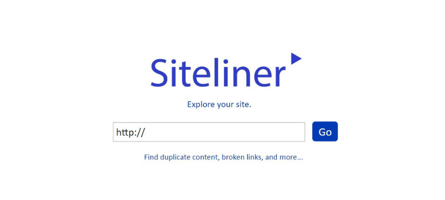 Siteliner Dashboard