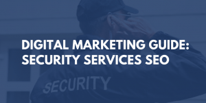security services marketing