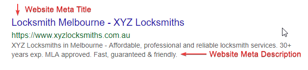 locksmith meta tags