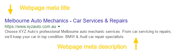auto mechanic seo marketing