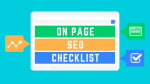 2018 On Page SEO Checklist (Free Download)