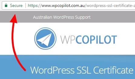 ssl certificate australia
